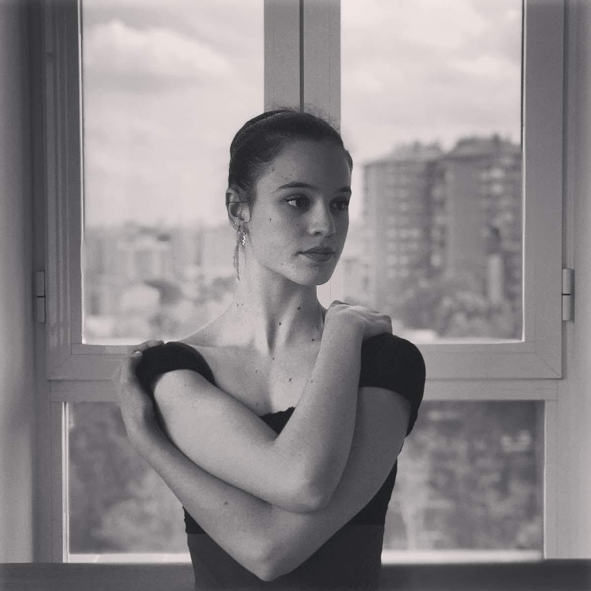 Marta Pomar retrato